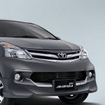 Exterior Toyota Avanza 1