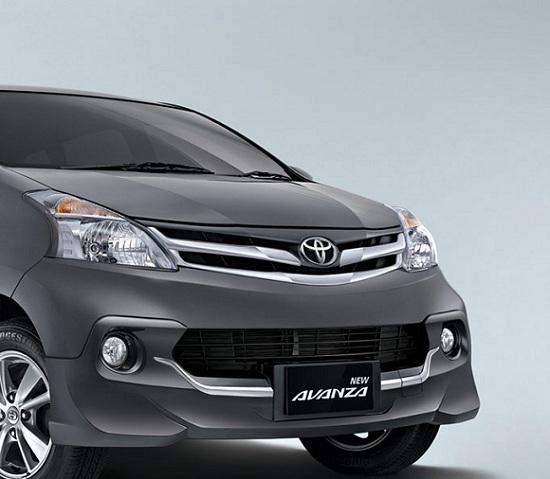 Harga Toyota Avanza Baru Dan Spesifikasi Toyota Mobil