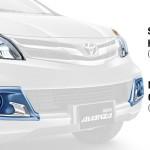 Exterior Toyota Avanza 5