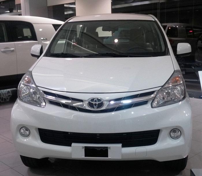 Harga Toyota Avanza Baru