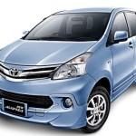 Toyota Avanza Biru Metallic