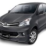 Toyota Avanza Dark Steel