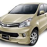 Toyota Avanza Emas