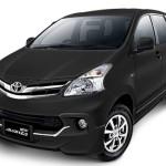 Toyota Avanza Hitam Metallic
