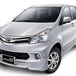 Toyota Avanza Silver