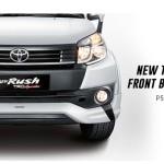 Aksesoris Toyota Rush 2