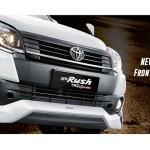 Exterior Toyota Rush 2