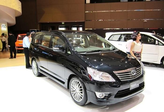 Harga Toyota Kijang Innova Baru Dan Spesifikasi Toyota Mobil Tangerang