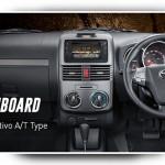 Interior Toyota Rush 5