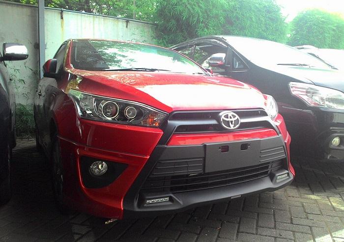 Kredit Toyota Yaris Tangerang