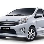 Toyota Agya Putih