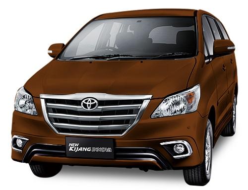 Harga Toyota Kijang Innova Baru Dan Spesifikasi