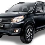 Toyota Rush Hitam