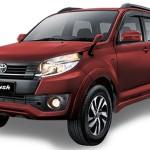 Toyota Rush Merah