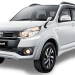 Toyota Rush Putih