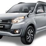 Toyota Rush Silver