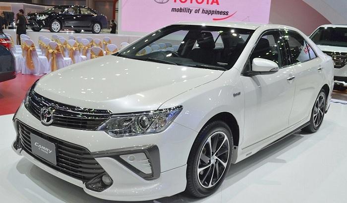 Harga Toyota Camry Baru
