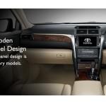 Interior Toyota Camry 2