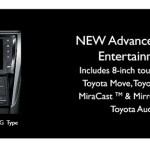 Interior Toyota Camry 3