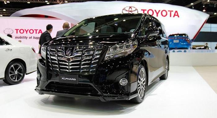 Harga Toyota Alphard Baru