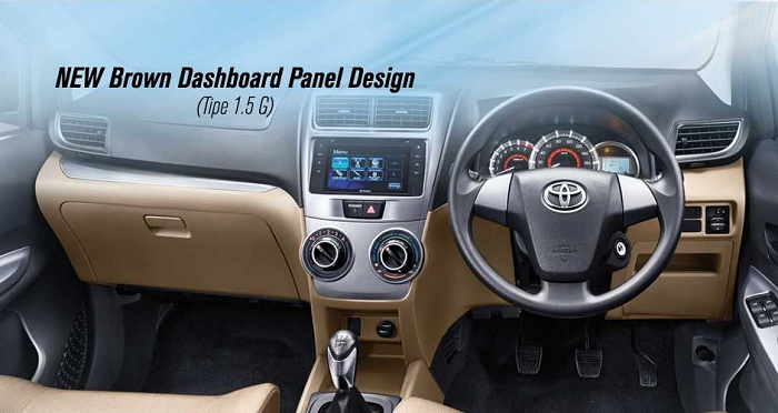 Interior Toyota Grand New Avanza 1