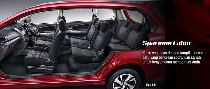 Interior Toyota Grand New Avanza 1