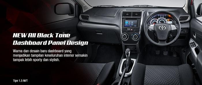 Interior Toyota Grand New Avanza 2