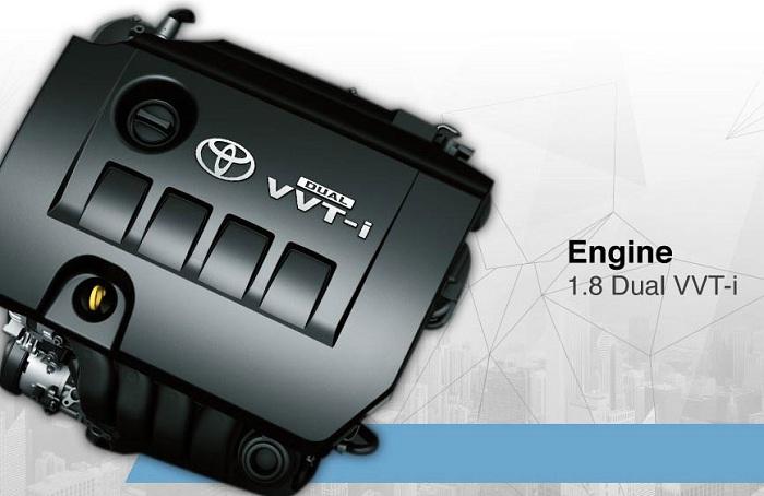 Mesin Toyota Corolla Altis 1