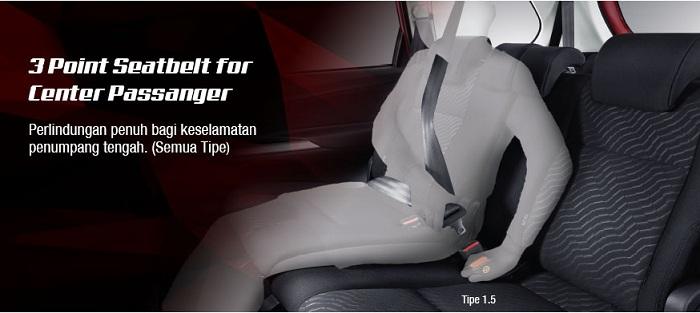 Safety Toyota Grand New Avanza 1