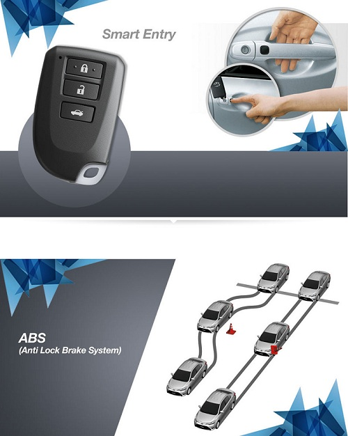 Safety Toyota Vios 2