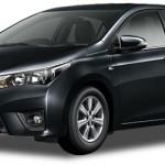 Toyota Corolla Altis Hitam