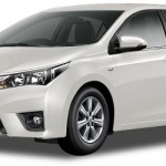 Toyota Corolla Altis Putih