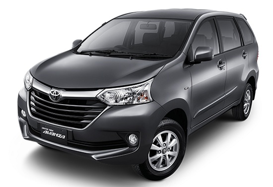 Toyota Grand New Avanza Abu-Abu