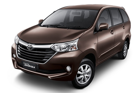 Toyota Grand New Avanza Coklat