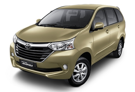 Toyota Grand New Avanza Emas