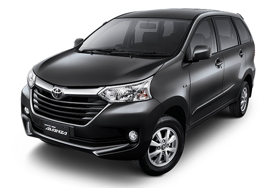 Toyota Grand New Avanza Hitam