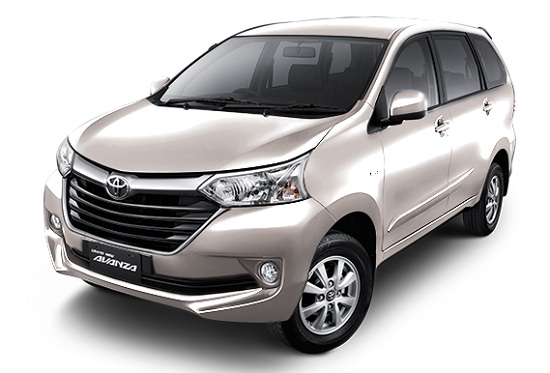 Toyota Grand New Avanza Putih