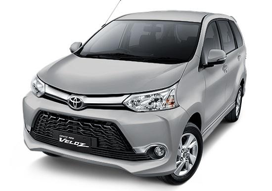 Toyota Grand New Silver