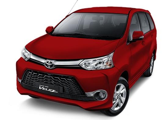 Toyota Grand New Veloz Merah