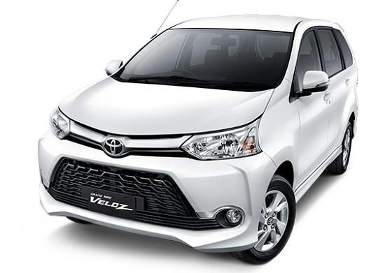 Toyota Grand New Veloz Putih
