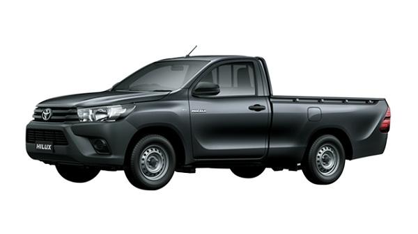 Toyota Hilux S Cab Hitam