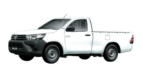 Toyota Hilux S Cab Putih