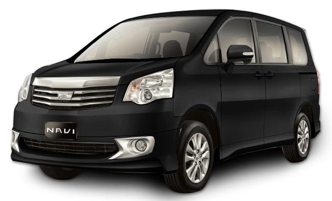 Toyota New NAV1 Hitam