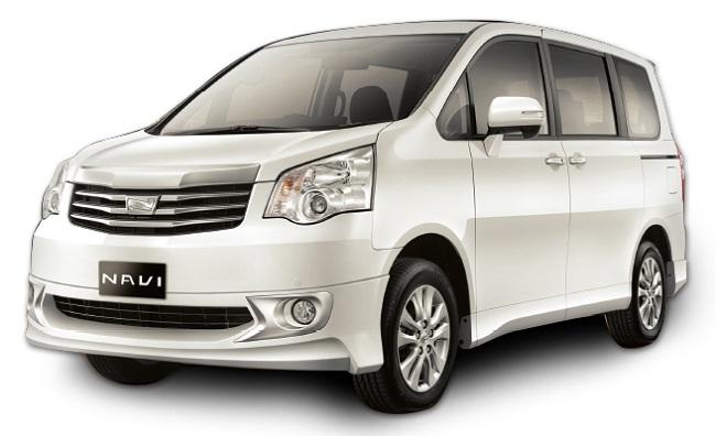 Toyota New NAV1 Putih