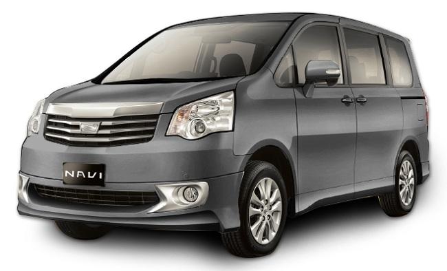 Toyota New NAV1 Silver