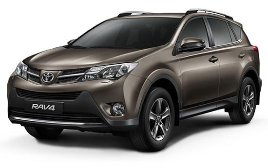 Toyota Rav4 Pyrite