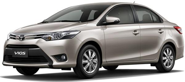 Toyota Vios Metallic