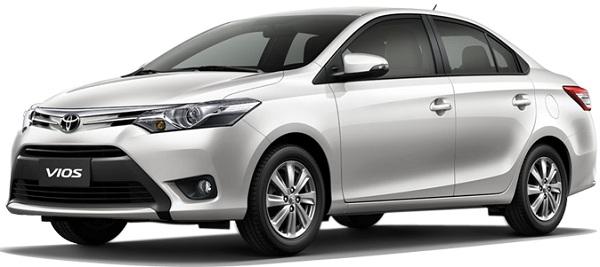 Toyota Vios Silver