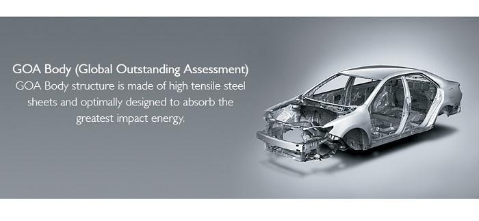 Safety Toyota Camry Hybrid 2