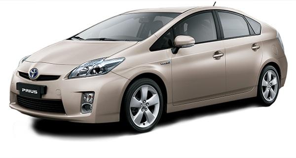 Toyota Prius Beige